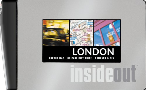 9781904766520: Insideout London City Guide (London Insideout City Guide)