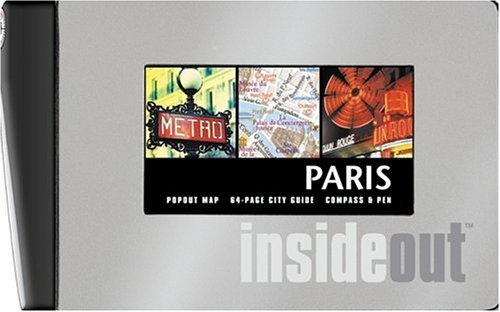 Paris Insideout City Guide (Insideout City Guide: Paris): Group, Map