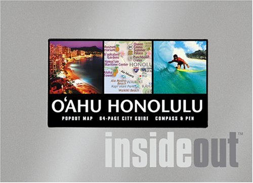 9781904766704: Insideout O'Ahu & Honolulu with Other and Pens/Pencils and Map (Insideout City Guide: Oahu/Honolulu)