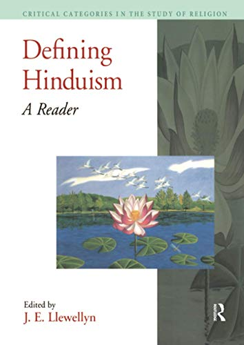 9781904768739: Defining Hinduism: A Reader (Critical Categories in the Study of Religion)