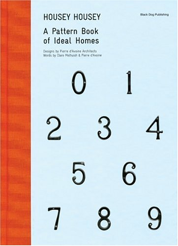 9781904772101: Housey Housey: A Pattern Book Of Ideal Homes