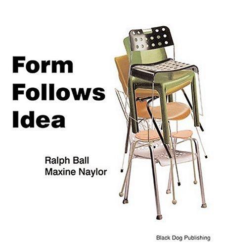 9781904772217: Form Follows Idea: An Introduction to Design Poetics