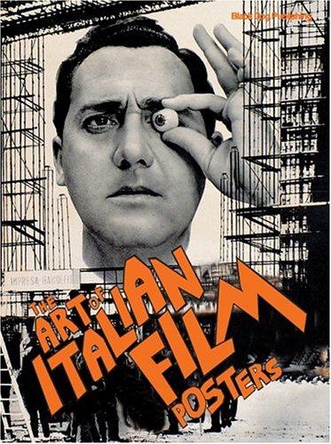 Art of Italian Film Posters: Bagshaw, Mel