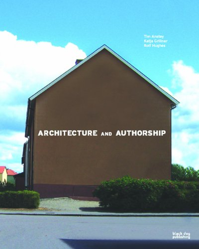 9781904772743: Architecture and Authorship