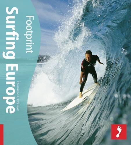 9781904777076: Surfing Europe (Footprint Surfing Europe Handbook)
