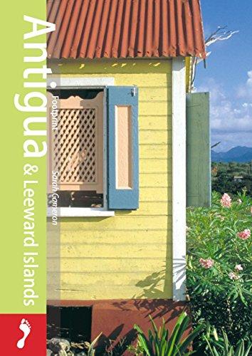 9781904777090: Footprint Antigua & Leeward Islands (Footprint Pocket Handbooks)