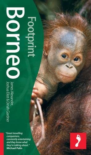 9781904777601: Borneo (Footprint Travel Guides)