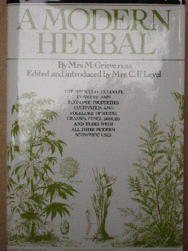 9781904779018: A Modern Herbal