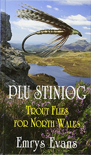9781904784289: Plu Stiniog: Trout Flies for North Wales