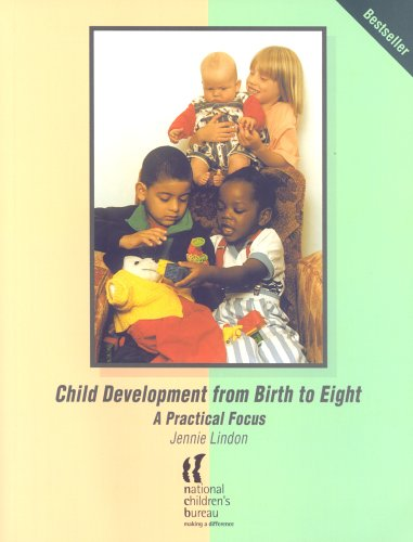 9781904787280: Child Development from Birth to Eight: A practical focus