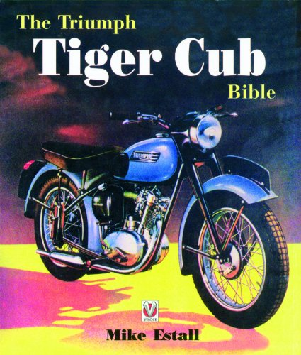 9781904788096: The Triumph Tiger Cub Bible
