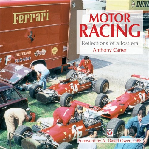 9781904788102: Motor Racing: Reflections of a Lost Era