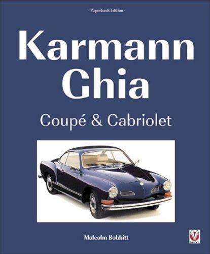 9781904788195: Karmann-Ghia Coupe & Cabriolet