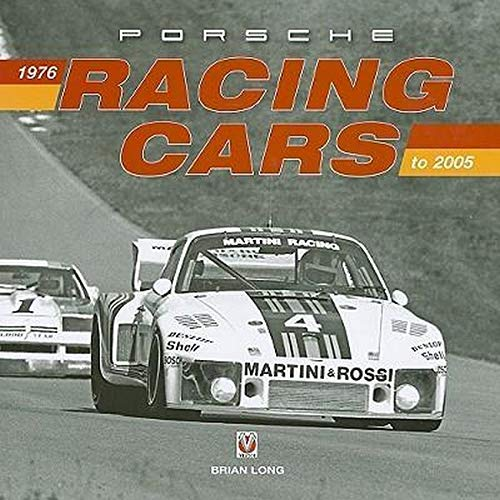 9781904788454: Porsche Racing Cars: 1976 to 2005