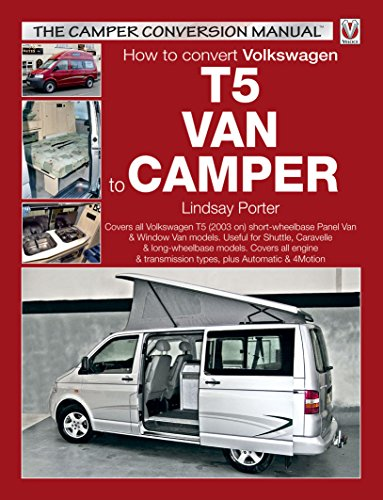 9781904788676: How to Convert Volkswagen T5 Van to Camper