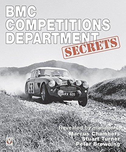 9781904788683: BMC Competitions Department Secrets