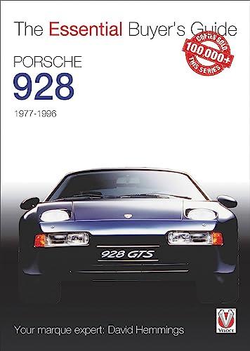 9781904788706: Porsche 928: 1977-1996 (The Essential Buyer's Guide)