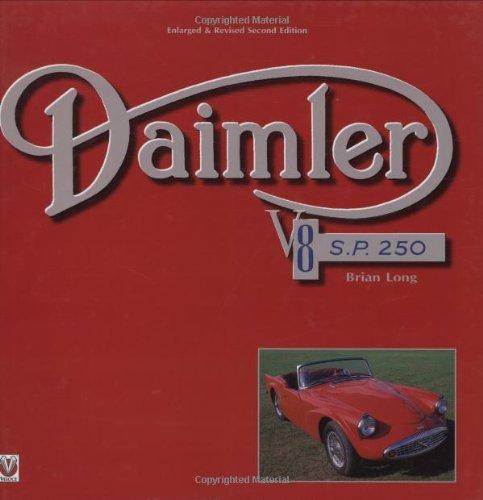9781904788775: Daimler V8 S.P. 250 (Classic Reprint)
