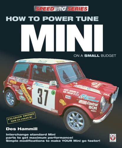 How to Power Tune Mini on a: Hammill, des