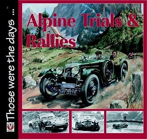 Alpine Trails & Rallies: Mountain Motor Sport: Pfundner, Martin
