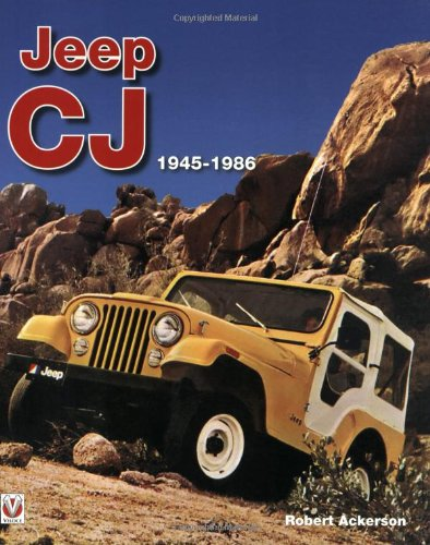 Jeep CJ: 1945-1986: Ackerson, Robert