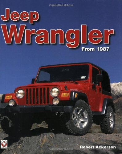 9781904788973: Jeep Wrangler from 1987