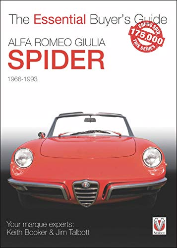 9781904788980: Alfa Romeo Giulia Spider: The Essential Buyer's Guide