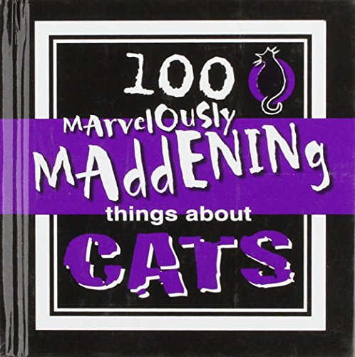 ICC Marvelously Maddening Things About Cats: Jane Purcell
