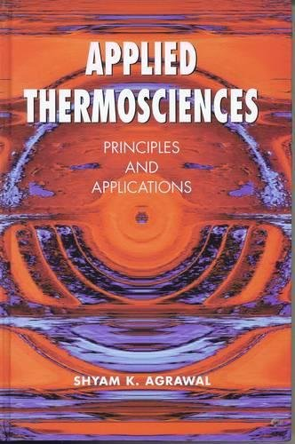 9781904798002: Applied Thermosciences: Principles and Applications