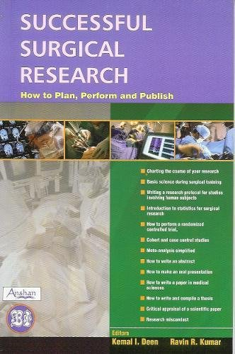 9781904798712: Successful Surgical Research