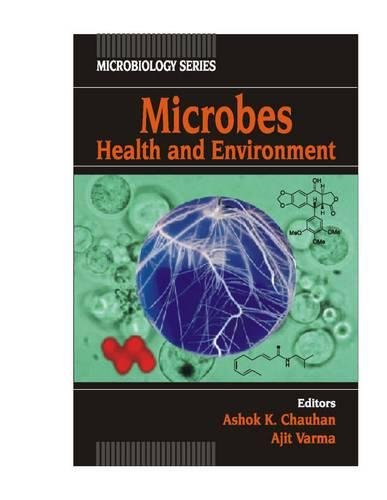 Microbes: Health And Environment (Microbiology): Ashok Kumar Chauhan