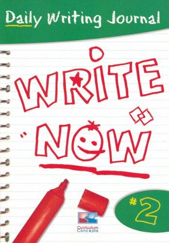 9781904806813: Write Now: Bk. 2 (Write Now Daily Writing Journal)