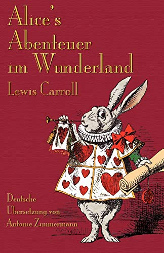 9781904808459: Alice's Abenteuer im Wunderland: Alice's Adventures in Wonderland in German