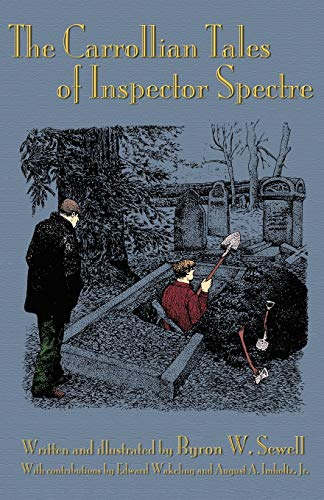 9781904808817: The Carrollian Tales of Inspector Spectre: R.I.P. (Restless in Pieces) and the Oxfordic Oracle