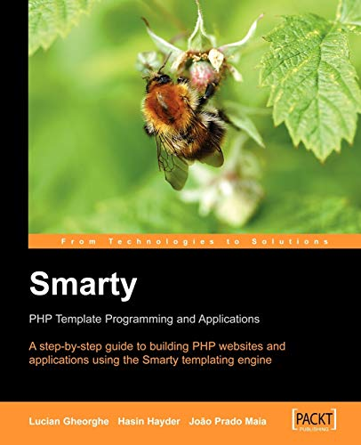 9781904811404: Smarty PHP Template Programming & Applications