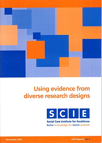 Using Evidence from Diverse Research Designs: Popay, Jennie, Roen,
