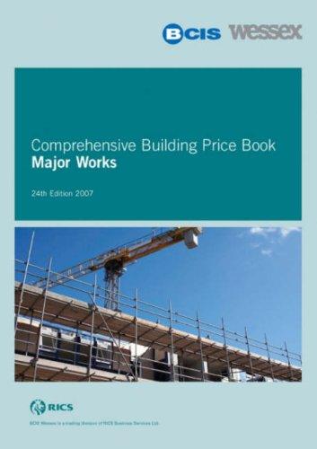 9781904829416: Comprehensive Building Price Book: Major and Minor Works