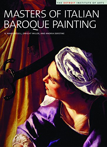 9781904832058: Masters of Italian Baroque Painting: The Detroit Institute of Arts