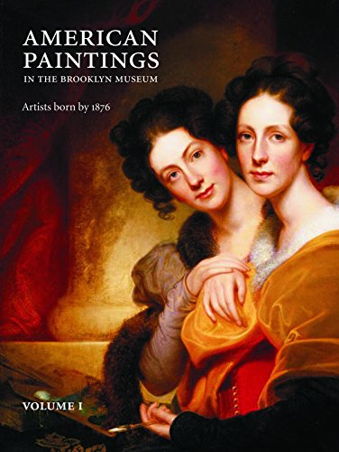 American Paintings in the Brooklyn Museums Artists Born by 1876. Two volumes.
