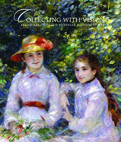 9781904832331: Collecting With Vision: Treasures from the Chrysler Museum of Art
