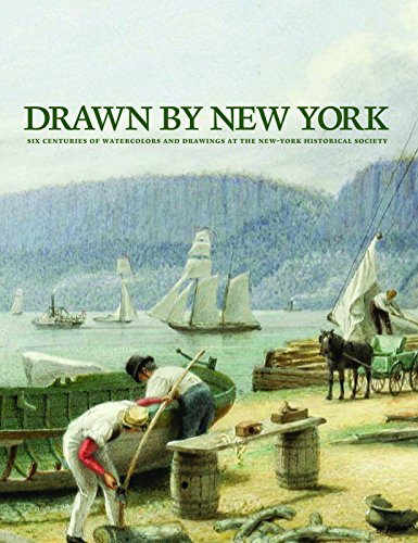 9781904832348: Drawn by New York