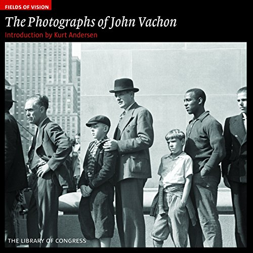 9781904832478: The Photographs of John Vachon (Fields of Vision)