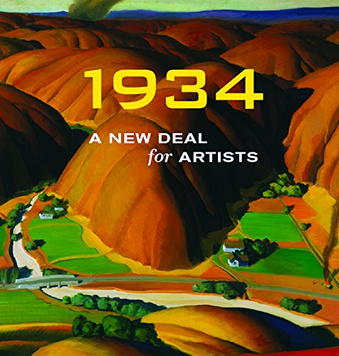 9781904832676: 1934: A New Deal for Artists