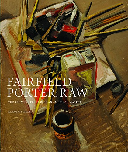 9781904832720: Fairfield Porter Raw: The Creative Process of an American Master