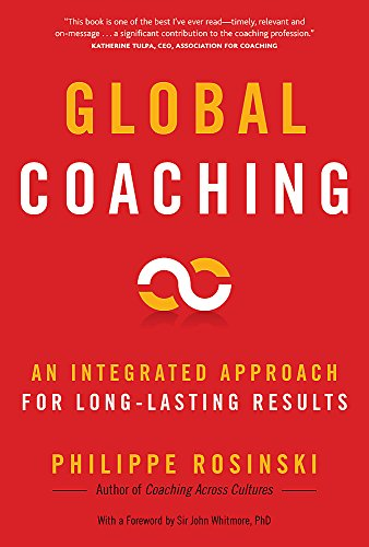 9781904838227: Global Coaching: An Integrated Approach for Long-Lasting Results