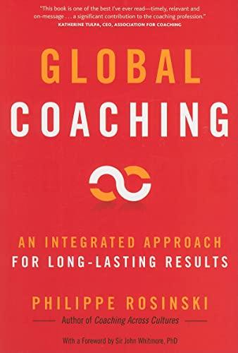 9781904838227: Global Coaching