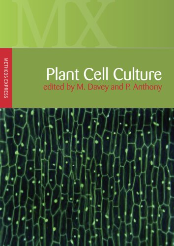 9781904842514: Plant Cell Culture