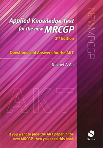 9781904842767: Applied Knowledge Test for the New MRCGP: Questions and Answers for the Akt