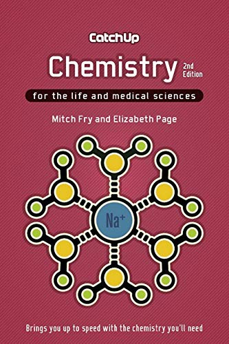 9781904842897: Catch Up Chemistry 2e: For the Life and Medical Sciences