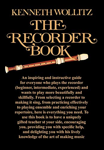 9781904846116: The Recorder Book
